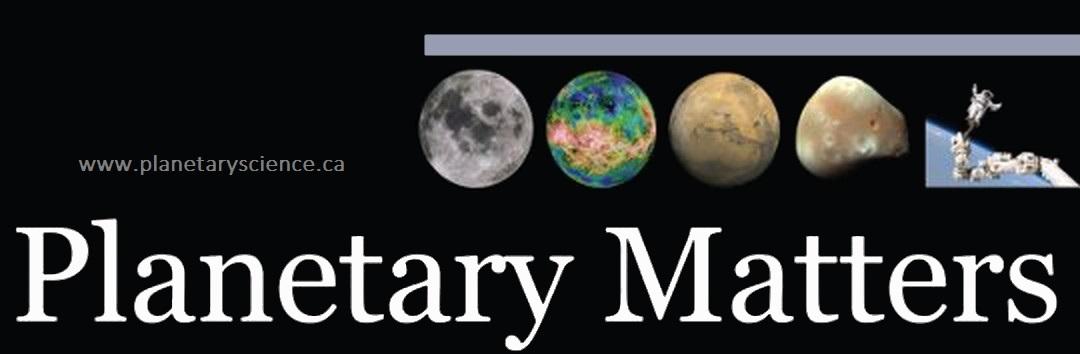 Planetary Matters Logo